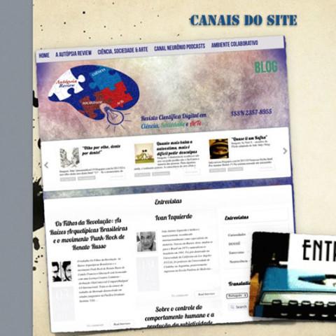 Autópsia Review: Ciência, Sociedade & ArTe - http://www.autopsiareview.org/